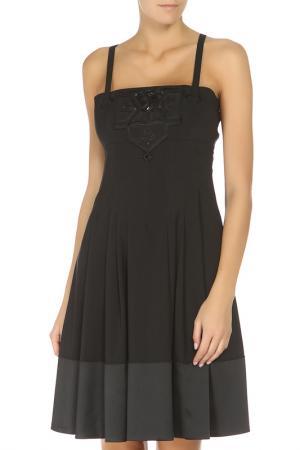 Платье Sportalm. Цвет: черный