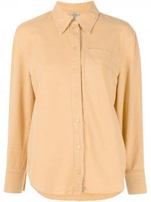Рубашка Mahin Baum Und Pferdgarten. Цвет: оранжевый