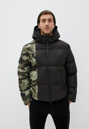 Куртка утепленная Neil Barrett. Цвет: черный