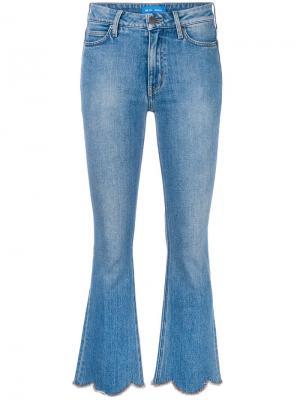 Джинсы Marty Mih Jeans. Цвет: синий
