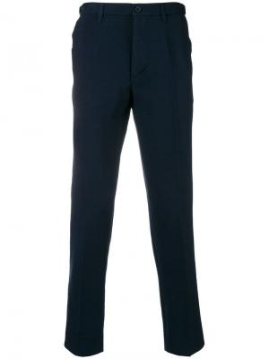 Slim-fit trousers Altea. Цвет: синий