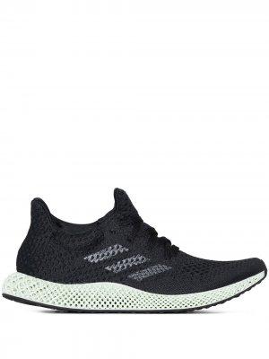Кроссовки Futurecraft adidas. Цвет: черный