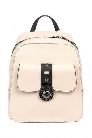 Сумка-рюкзак Cromia. Цвет: бежевый