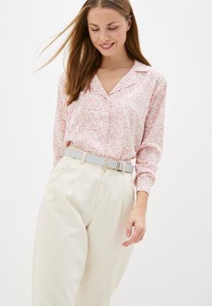 Блуза Compania Fantastica. Цвет: бежевый