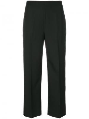 Укороченные брюки 3.1 Phillip Lim. Цвет: черный