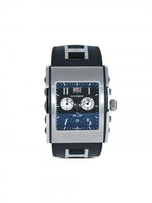 Наручные часы Kilada Chronograph 41 мм Jorg Hysek. Цвет: черный