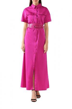 Платье BELUCCI. Цвет: сиреневый