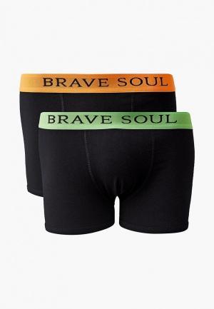 Комплект Brave Soul. Цвет: черный