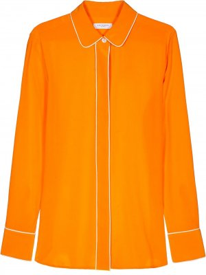 Рубашка Audete Equipment. Цвет: оранжевый