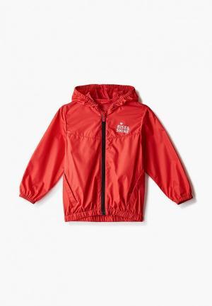 Куртка Blukids. Цвет: красный