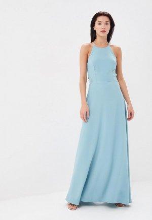 Платье Blugirl Folies. Цвет: бирюзовый