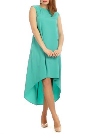 Платье Lamiavita. Цвет: голубой