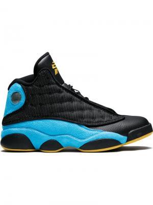 Кроссовки Air  13 Retro CP PE Jordan. Цвет: черный