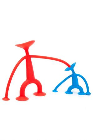 Набор игрушек «Каскадер» BRADEX. Цвет: синий