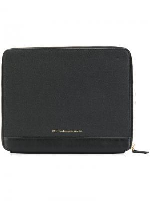 Чехол для ноутбука Narita Want Les Essentiels De La Vie. Цвет: черный