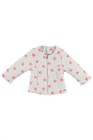 Куртка Sarabanda. Цвет: кремовый