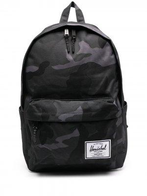 Рюкзак Classic XL с камуфляжным принтом Herschel Supply Co.. Цвет: серый
