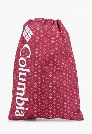 Мешок Columbia. Цвет: розовый