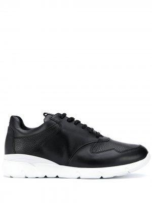 Кроссовки на шнуровке Billionaire. Цвет: черный