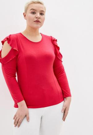 Блуза Svesta. Цвет: красный