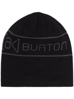 Шапка-бини AK Tech Burton. Цвет: чёрный