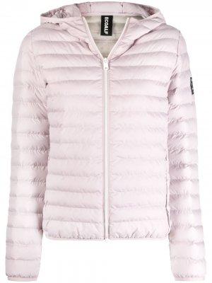Куртка Atlantic Ecoalf. Цвет: фиолетовый