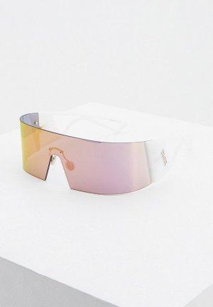 Очки солнцезащитные Christian Dior. Цвет: разноцветный