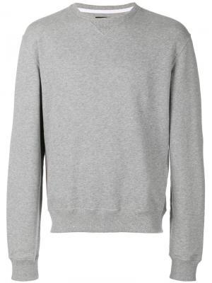 Свитер с круглым вырезом Calvin Klein 205W39nyc. Цвет: серый