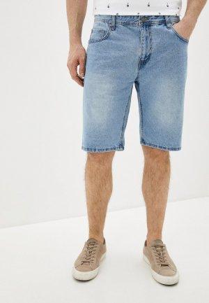 Шорты джинсовые Cotton On. Цвет: голубой