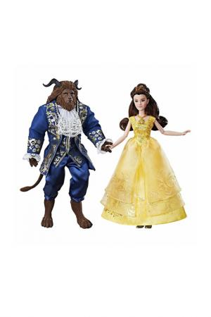 Белль и Чудовище (Коллекционные) Disney Princess. Цвет: золотой