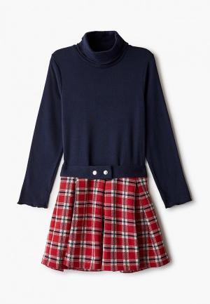 Платье Petit Bateau. Цвет: разноцветный