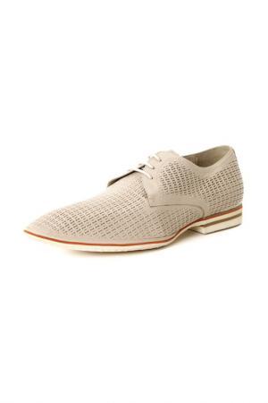 Туфли Calipso. Цвет: бежевый