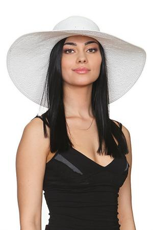 Шляпа Tonak. Цвет: белый