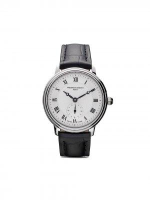 Наручные часы Slimline Ladies Small Seconds 28.6 мм Frédérique Constant. Цвет: белый