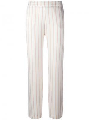 Пижамные брюки Modern Asceno. Цвет: телесный