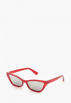 Очки солнцезащитные Befree. Цвет: красный