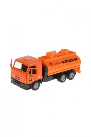 Машина ТЕХНОПАРК. Цвет: оранжевый