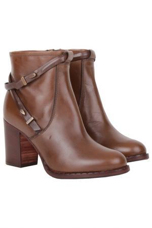 Ботинки Alessandro. Цвет: коричневый