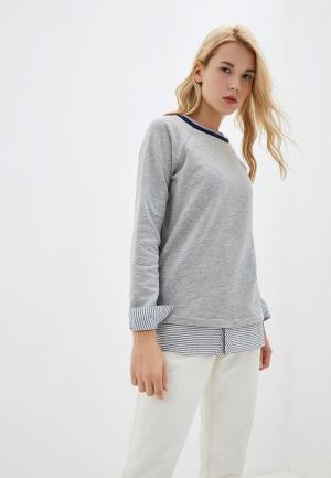 Свитшот Marks & Spencer. Цвет: серый