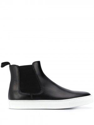 Ботинки челси Tommas Scarosso. Цвет: черный