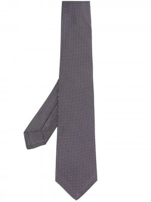 Фактурный галстук Kiton. Цвет: серый