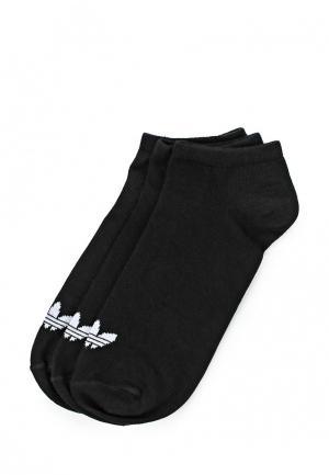 Носки adidas Originals. Цвет: черный