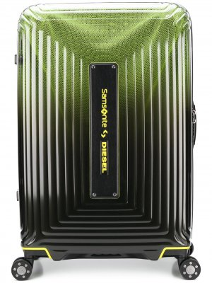 Чемодан Neopulse на колесах Diesel. Цвет: черный