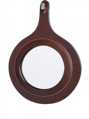 Зеркало Perfect Day Mirror 7 Oscar Maschera. Цвет: коричневый