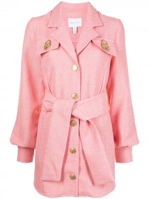 Платье-блейзер Queenie Alice McCall. Цвет: розовый