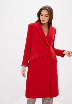 Пальто Imperial. Цвет: красный