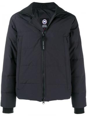 Woolford jacket Canada Goose. Цвет: синий