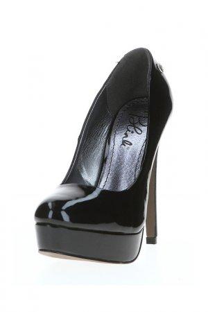 Туфли BLINK. Цвет: черный