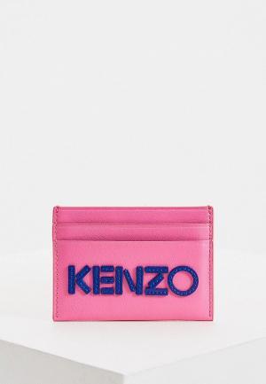 Кредитница Kenzo. Цвет: розовый