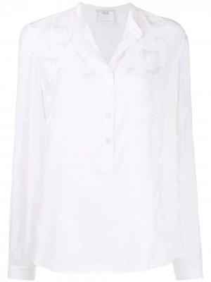Блузка с принтом Stella McCartney. Цвет: белый